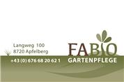 Fazli Bungu -  Fabio Gartenpflege