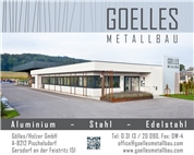 Gölles/Holzer GmbH - Metallbau - Schlosserei