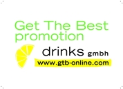Get The Best - promotion drinks gmbh