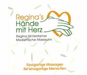 Regina Gertrude Hintersteiner - Regina's Hände mit Herz