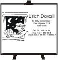 Ulrich Dovalil