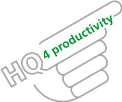 HQ 4 PRODUCTIVITY Produktivitätsentwicklung GmbH