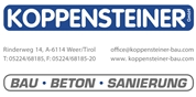 Koppensteiner GmbH - Bau • Beton • Sanierung
