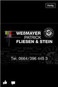 Patrick Georg Weßmayer -  Fliesen&Stein