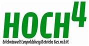 Hoch 4 Erlebniswelt Leopoldsberg Betriebs GmbH -  Josefinenhütte und Waldseilpark Kahlenberg
