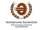 Vöcklabrucker Kunstmühle R. Kunz-Crippa und R. Kunz GmbH & CoKG - Vöcklabrucker Kunstmühle   <br>R.Kunz-Crippa und R.Kunz   <br>Industriemühle