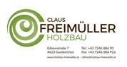 Claus Freimüller Gesellschaft mbH. - Holzbau
