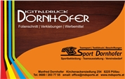 Manfred Johann Dornhofer - Digitaldruck - Sport Dornhofer