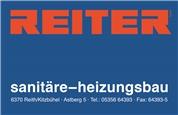 Reiter GmbH -  Sanitär- Heizungs- und Lüftungstechnik