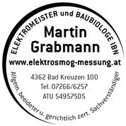 Martin Grabmann - Grabmann Elektrotechnik/Baubiologie/Umweltanalytik