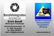 Erich Bendl - EB-PHOTO
