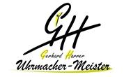 Gerhard Harrer - Uhrmacher-Meister Gerhard Harrer