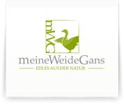 Wolfgang Scheiblauer - meineWeideGans - Edles aus der Natur®