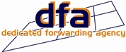 dfa Spedition GmbH - dedicated forwarding agency
