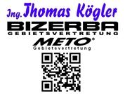 Ing. Thomas Helmut Kögler - Ing.Thomas Kögler Waagen BIZERBA und METO Gebietsvertretung