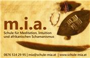 Elke Maria Waclawiczek -  m.i.a. Schule für Meditation, Intuition und afrikanischen Schamanismus