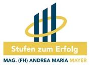 Mag. (FH) Andrea Maria Mayer - Stufen zum Erfolg