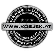 Christian Kosjek - Werbetechnik
