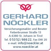 Gerhard Josef Nöckler - Nöckler Gerhard, Versicherungsmakler & Berater, geprüft und unabhängig