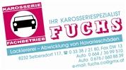 Autolackiererei Fuchs & Co. Gesellschaft m.b.H. - Karosseriefachbetrieb
