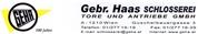 Gebr. Haas METALLBAU GMBH
