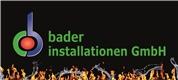 Bader Installationen GmbH -  Bader Installationen