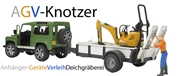 Jürgen Knotzer -  AGV-Knotzer Anhänger-Geräte Verleih Deichgräber