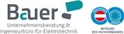 Bauer Unternehmensberatung e.U. - Bauer Unternehmensberatung & Ingenieurbüro für Elektrotechnik