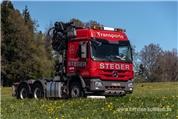 Thomas Steger - Transporte Steger