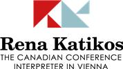Rena Efstathia Katikos - The Canadian conference interpreter in Vienna