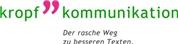 Mag. Alexandra Kropf - kropf kommunikation. Der rasche Weg zu besseren Texten