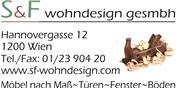 S F Wohndesign Ges M B H 1200 Wien Tischler Wko Firmen A Z