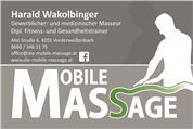Harald Martin Wakolbinger -  Mobile Massage