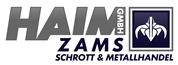 Haim GmbH - Schrott- u. Metallhandel, Transporte, Autoverwertung, Kfz-Ersatzteile