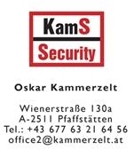 Oskar Kammerzelt - Detektei - u. Bewachungsunternehmen Oskar Kammerzelt