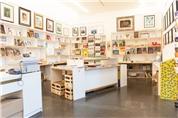 Komische Künste im MuseumsQuartier – Shop, Verlag und Galerie