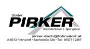 Günter Pirker e.U. - Dachdecker; Spengler; Blitzschutzbau