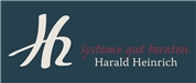 Dipl.Wirtschaftsinformatiker Harald Wilhelm Heinrich - Systeme gut beraten