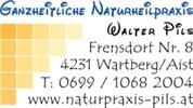 Ing. Walter Pils - Ganzheitliche Naturheilpraxis - Hypnose - Pils