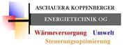 Aschauer & Koppenberger Energie-, Elektro-, Heizungstechnik-OG -  Energieoptimierer