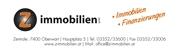Z-Immobilien GmbH -  Immobilienmakler - Immobilienfinanzierungen