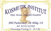 Sieghilde Gauklitz - Kosmetik Institut