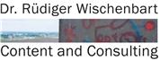 Dr. Eugen Rüdiger Wischenbart - Rüdiger Wischenbart Content and Consulting