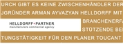 Arman Ayvazyan-Helldorff - Helldorff und Partner HandelsgmbH (Handelsagentur)