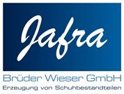 """""""Jafra"""" Erzeugung von Schuh-Hinterkappenund Bestandteilen Brüder Wieser Gesellschaft m.b.H. - """"Jafra"""" Brüder Wieser GmbH"""