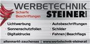 Werbetechnik Steiner GmbH -  Beschriftungen, Werbeanlagen