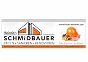 Heinrich Schmidbauer - Bauen-Sanieren-Renovieren
