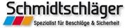 Walter und Klaus Schmidtschläger Gesellschaft m.b.H. - Schmidtschläger -Spezialist für Beschläge und Sicherheit