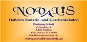 Wolfgang Albert Schett - Novalis Halleins Esoteric- und Geschenkeladen, Schett Wolfgang