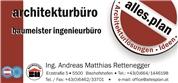 Andreas Rettenegger -  architekturbüro allesplan baumeister ingenieurbüro
